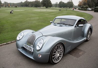 Why Bond Should Drive a Morgan