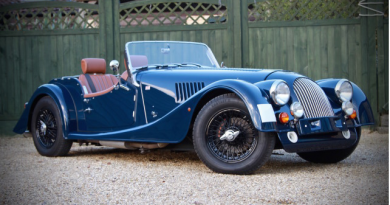 Morgan 4/4 1.6 Tourer Sport 2011