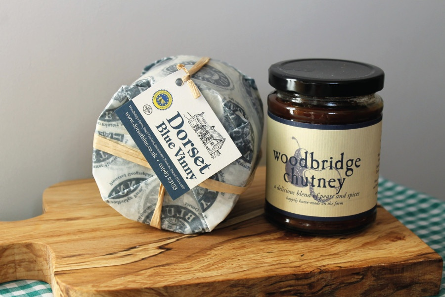 Woodbridge Farm the home of Dorset Blue Vinny Cheese