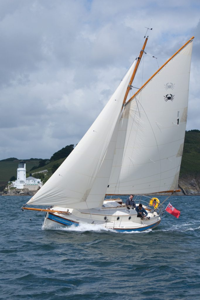 Cornish Crabbers, Sailing Yachts And Day Boats