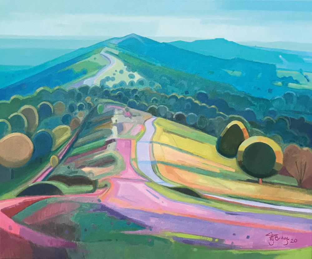 Antony Bridge Landscape Artist